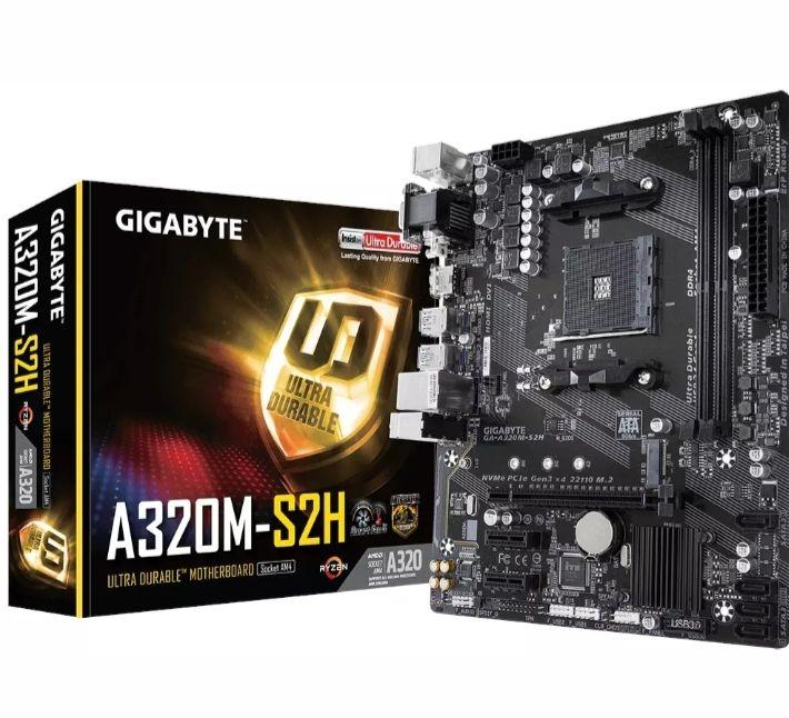 4.2GHz AMD Ryzen 5 3400G Bundle - 16GB, Gigabyte A320M-S2H Motherboard £278 @ ebay / ccl