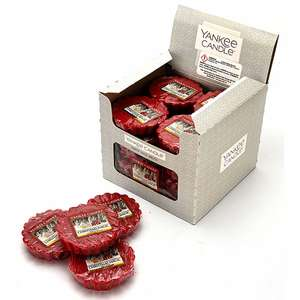 Yankee Candle 24 Wax Melts in a Choice of 5 Fragrances £15 Each Box @ Yankee Bundles