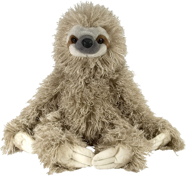 Wild Republic 12257 Sloth Plush, Soft Toy, Cuddlekins £9.95 (Prime) /+£4.49 (Non Prime) @ Amazon