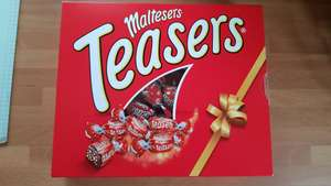 Maltesers Teasers chocolates 275g, 50% off in Co-op instore, Now £1.75