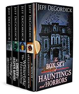 The Box Set of Hauntings and Horrors by Jeff DeGordick FREE on Kindle @ Amazon