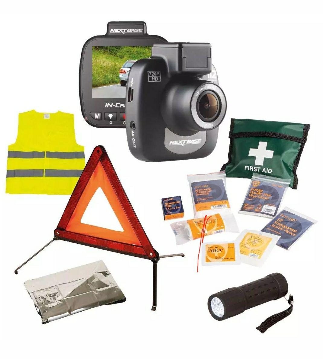 Nextbase 112 Dashcam with Emergency Car Kit £24.95 @ ebay / velocityelectronics