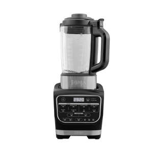 Ninja Soup Maker and Blender [HB150UK] Glass Jug, 1000 W, Black £99 @ John Lewis