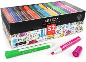 White board markers £12.70 (+£4.49 Non Prime) Sold by Arteza Europe and Fulfilled by Amazon