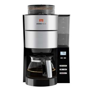 Melitta Aromafresh Grind Brew Filter Coffee Machine 8989