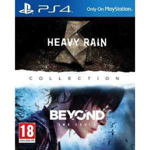Heavy Rain / Beyond Two Souls double pack £8.95 @ The Game Collection