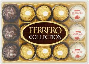 Ferrero 15 piece collection only £2.25 @ Boots (Reading)