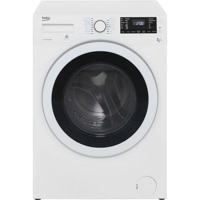 Beko WDR7543121W 7Kg / 5Kg Washer Dryer - White Beko WDR7543121W 7Kg / 5Kg Washer Dryer - White £299 @ Boots Kitchen Appliances