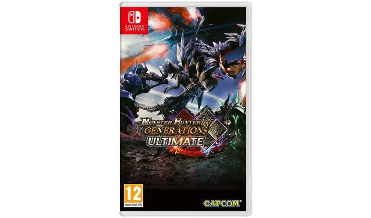 Monster Hunter Generations Ultimate Nintendo Switch £29.99 @ Argos