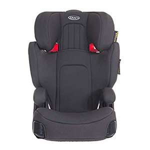 Graco Assure Booster Car Seat, Group 2/3, Midnight Grey £34.90 @ Amazon