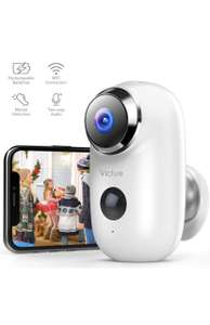 Victure battery powered 1080p WiFi camera £34.99 w/voucher - Sold by MING-EU and Fulfilled by Amazon