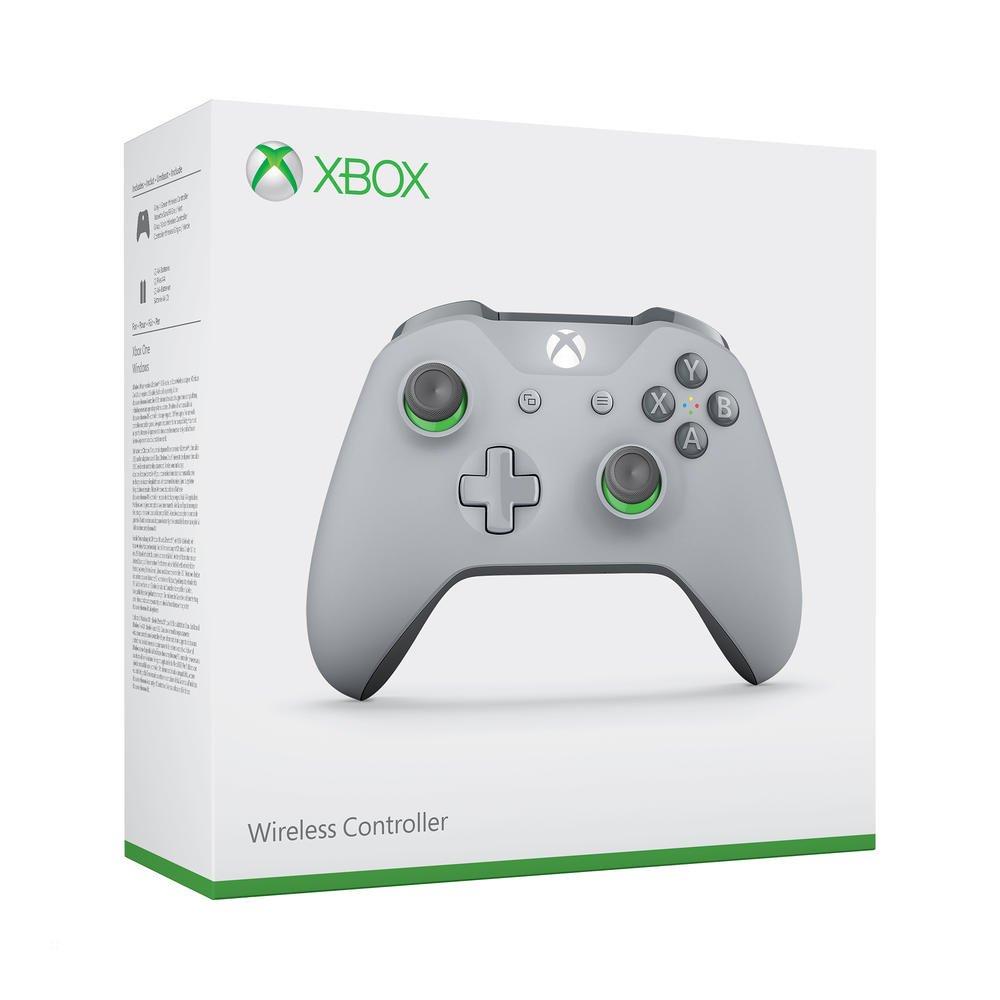 Xbox Controller Grey Green £39.99 on Amazon