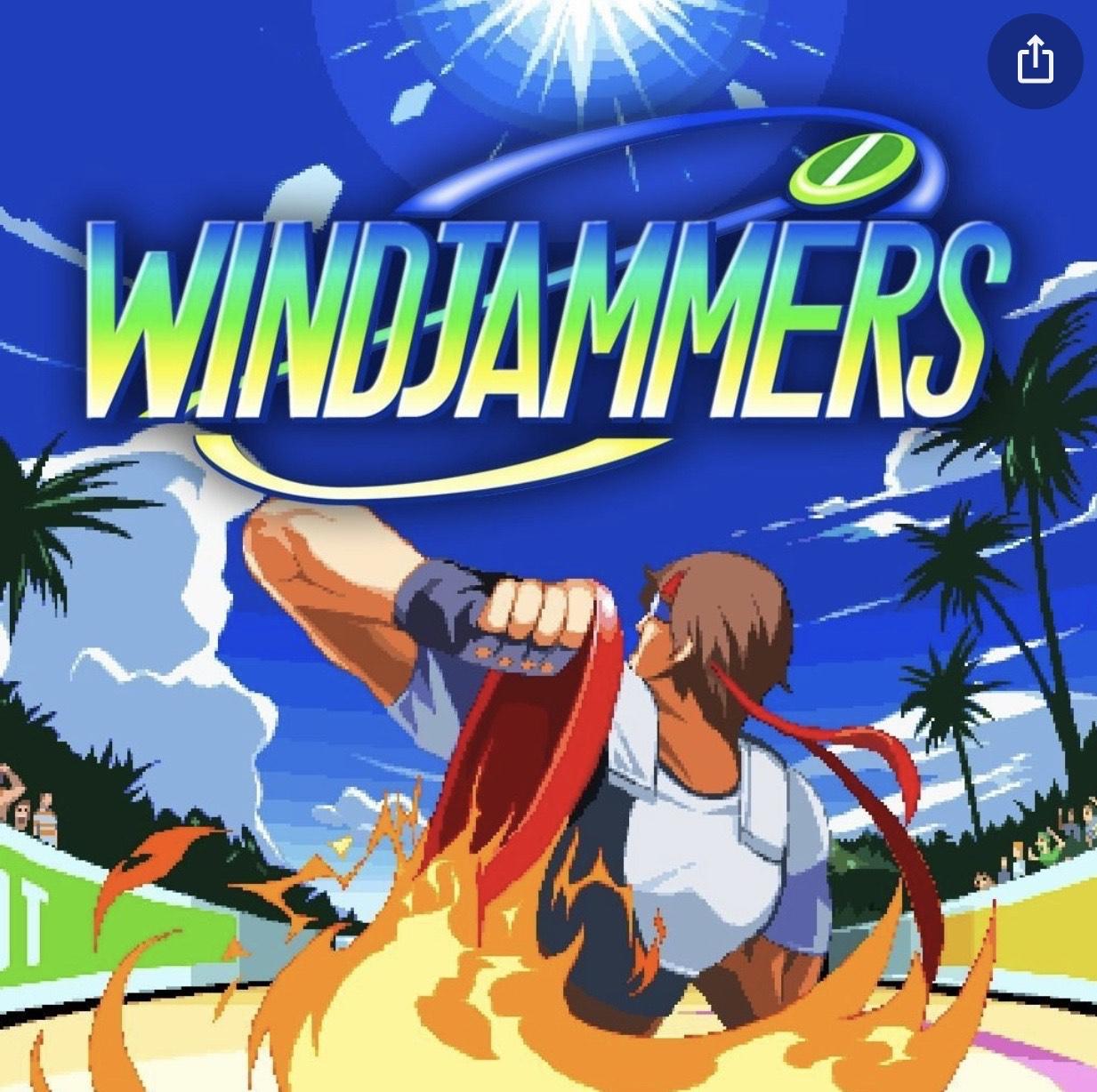 Windjammers (Nintendo Switch) - £5.39 @ Nintendo eshop