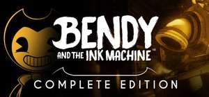 [Steam] Bendy & The Ink Machine: Complete Edition PC - £3.09 @ Steam Store