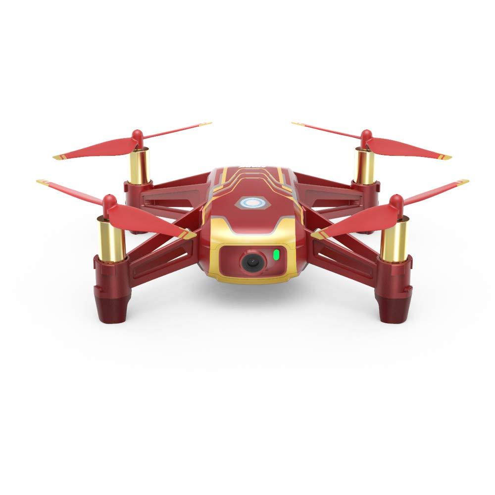 Ryze DJI Tello Iron Man Edition - Mini drone ideal for short videos with EZ shots - £65.90 @ Amazon