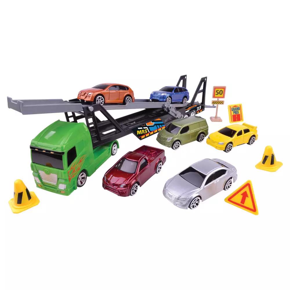 Motormax transport toy for £5.50 in Debenhams