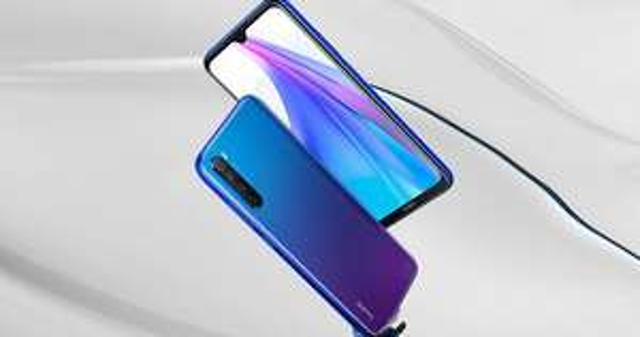 Global Version Xiaomi Redmi Note 8T 4GB 64GB NFC Snapdragon 665 Octa Core Smartphone £122.34 @ Mi Phone Store/Aliexpress