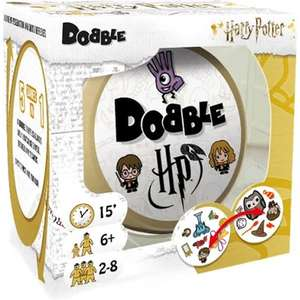 Dobble Harry Potter - £7.99 @ Ryman with Free Click and Collect
