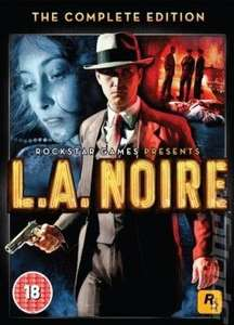 [Steam] L.A. Noire: Complete Edition (PC) - £3.38 @ Instant Gaming