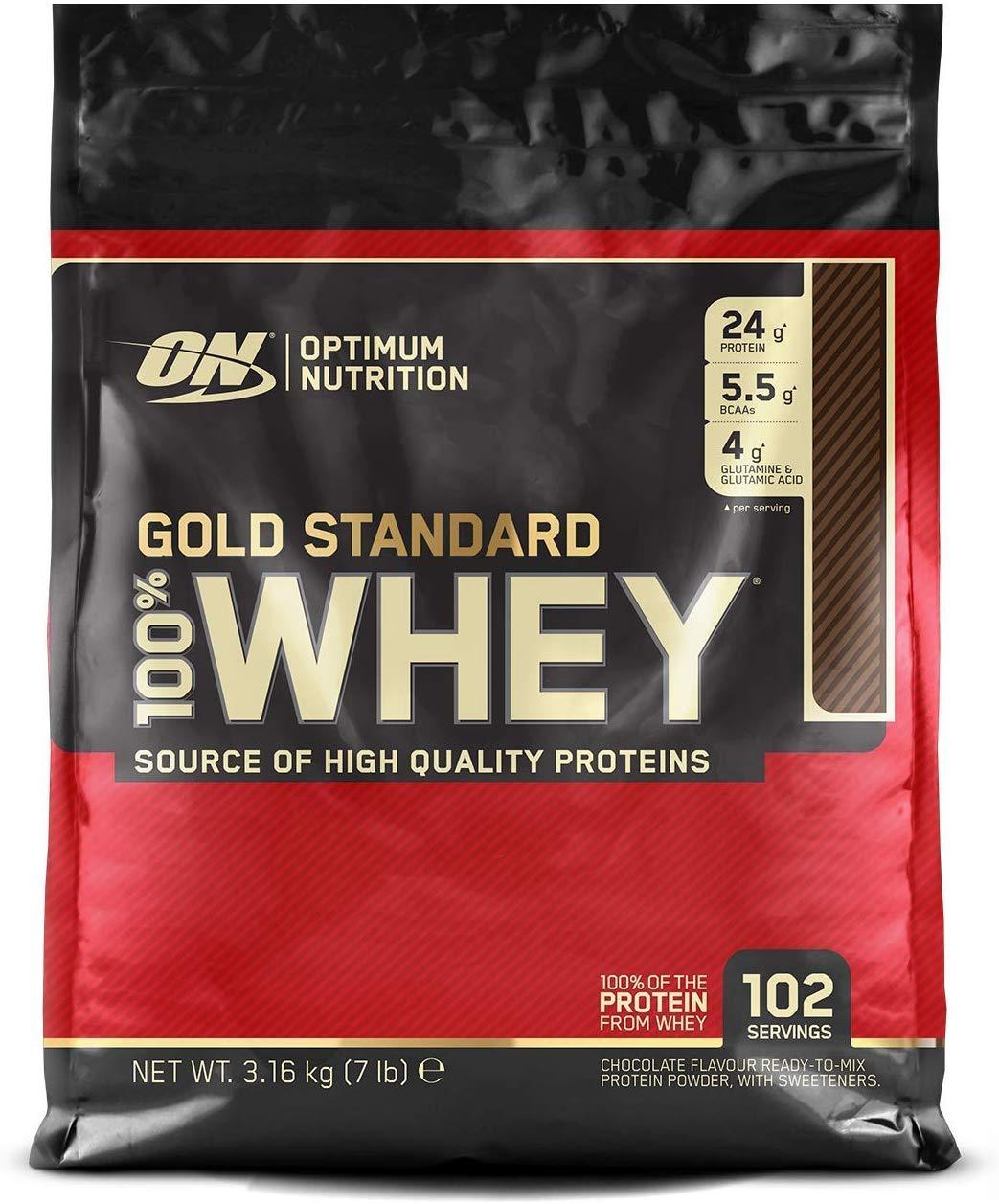Optimum Whey 3.16 Kg £37.99 @ Amazon
