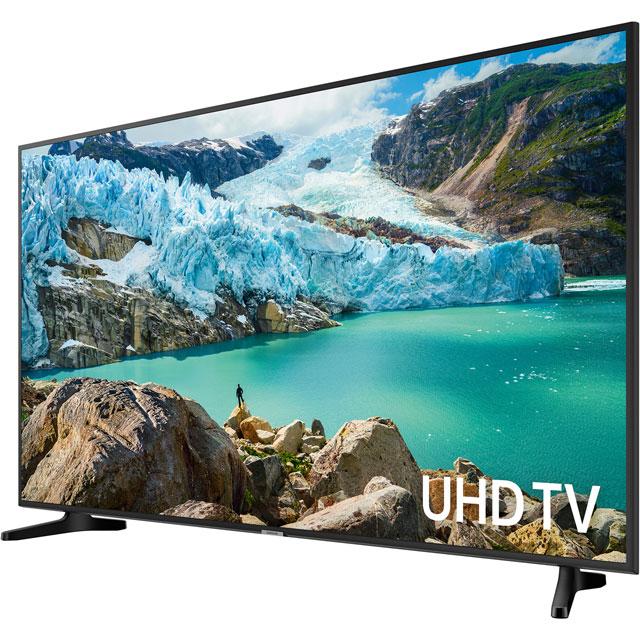"Samsung UE65RU7020 65"" Smart 4K Ultra HD TV - Charcoal Black £549 @ Boots Kitchen Appliances"