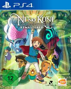 Ni No Kuni: Wrath of the White Witch (PS4) for £22.85 delivered @ Simply Games