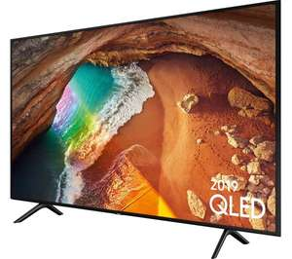 Samsung QLED QE55Q60RATXXU 55inch - Free 5yr guarantee £699 @ Electrical Discount