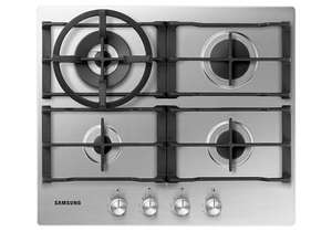 Samsung NA64H3030AS Stainless Steel Gas Hob with Wok Support £98.10 with code @ Crampton&Moore