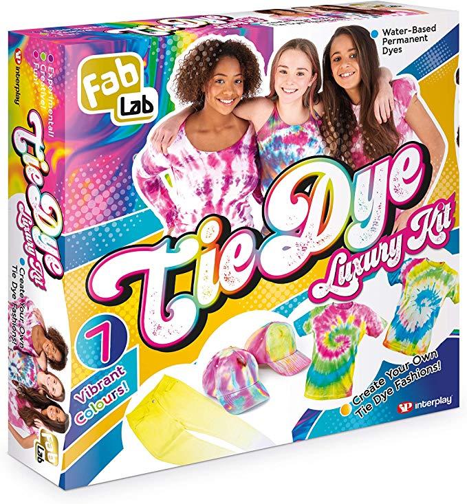 Luxury Tie Dye Kit - 7 Colours! £9.99 @ Amazon Prime (£2.99 non Prime)