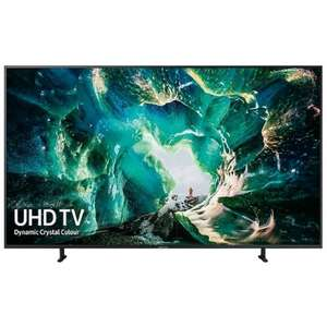 SAMSUNG UE65RU8000 (2019) 65 Inch, Dynamic Crystal Colour, Ultra HD 4K Certified, HDR 1000, Smart TV at Reliant Direct for £699