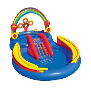 Intex Rainbow Ring Play Centre at Amazon Warehouse (Used - Very Good) £9.50 Prime (£3.99 non Prime)