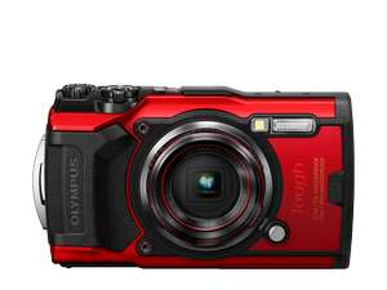 £100 off TG-6 Olympus camera with Code @ Olympus £329