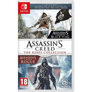 [Nintendo Switch] Assassin's Creed: The Rebel Collection - £29.95 @ The Game Collection