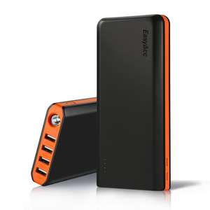 Power bank with 4 outlet portals Sold by APHION and Fulfilled by Amazon £19.59 Prime (£3.49 non Prime)