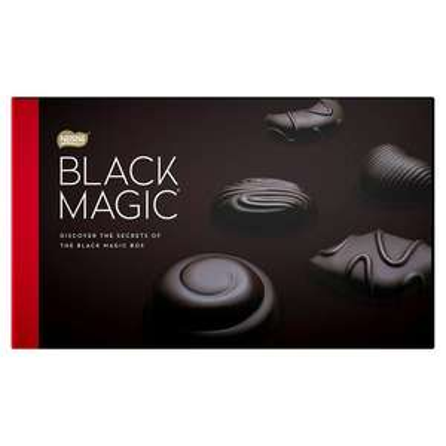 Black Magic 348g chocolates at Sainsburys Wandsworth for £3