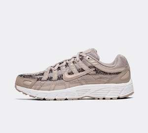 Nike Womens P-6000 SE glitter Trainers Now £49.99 delivered sizes 3 up to 7 @ Footasylum