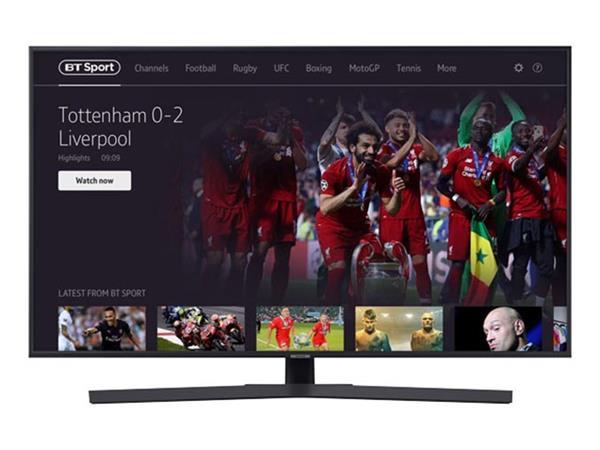 """Samsung 43"""" RU7400 4K (Returned stock) - £312.18 delivered @ BT Shop"""