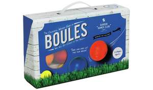 Professor Puzzle Wooden Boules Game - £6 @ Argos (Free click & collect)