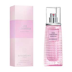 Givenchy Live Irresistible Blossom Crush EDT Spray 30ml £19.55 / Rosy Crush EDP 30ml Spray £22.35 ( With Code) @ Escentual