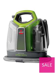 BissellLittle Green Spot Cleaner - £79.99 + free Click and Collect @ Very