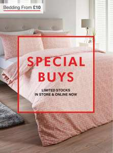 Matalan Home Special Buys - Up to 50% off