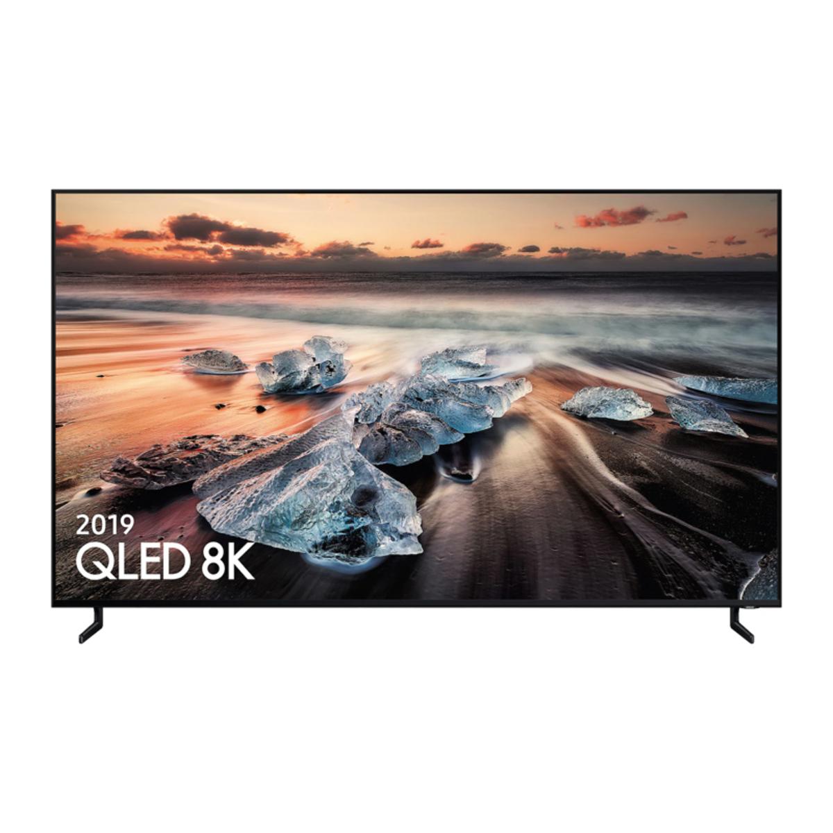 "Samsung QE55Q950RBTXXU 55"" Q950R Flagship QLED 8K HDR 3000 Smart TV + Free Samsung Galaxy note 10+ 5G £1,999 @ PRC Direct"