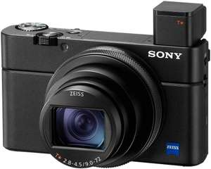 Sony RX100 VII Advanced Premium Compact Camera £899.97 @ Amazon