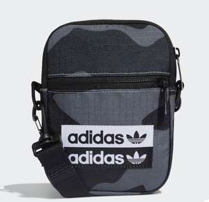 Adidas Camo Festival Bag Now £8.98 @ Adidas Free Click and Collect or £3.99 delivery