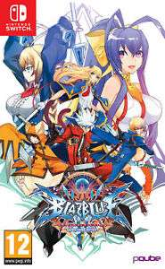 BlazBlue Central Fiction (Switch) £14.99 @ Game