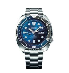 Seiko Prospex Turtle Save The Ocean Automatic Watch (SRPD21K) £322 (£305.90 with code SEIKO5) @ WatchO