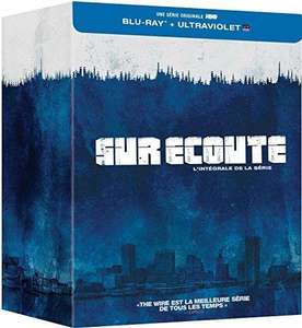 The Wire Complete Collection Series 1-5 Blu-Ray + Digital HD £34.17 (£32 with fee free card) Delivered @ Amazon France