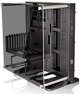 Thermaltake Core P3 TG Tempered Glass Open PC Computer Case £99.98 @ Amazon