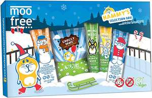MooFree selection box down to 99p instore @ Aldi