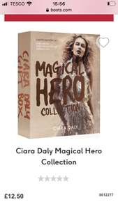 Ciara Daly hero brush £12.50 @ boots.com
